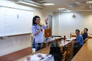 Gặp gỡ cô giáo đầu tiên dạy tiếng Việt trên đất Đài Loan