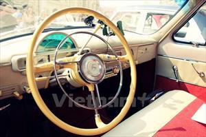 [Photo] Mê mẩn với những mẫu xe cổ đắt giá tại Xứ sở Bạch dương