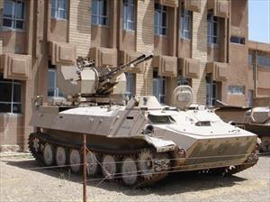 Vô cùng thán phục thiết kế xe bọc thép MT-LB của Nga