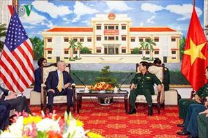 Hoa Kỳ cam kết cùng Việt Nam khắc phục hậu quả chiến tranh