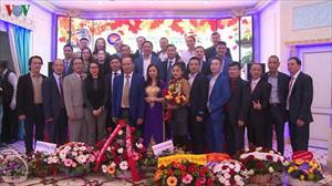 Người Việt tại Nga luôn đoàn kết và hướng tới thành công