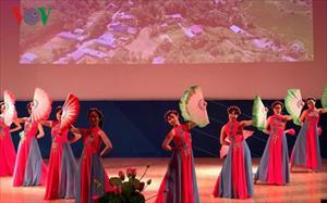 Nỗ lực quảng bá văn hóa Việt Nam tới các bạn Nga và quốc tế