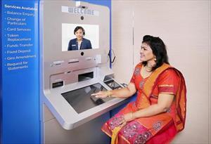 Cách mạng công nghiệp 4.0: Giao dịch ngân hàng với... máy