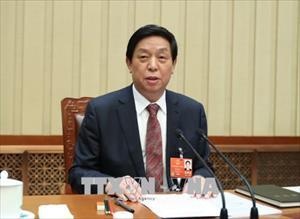 Điện mừng nhân dịp bầu ra Lãnh đạo khóa mới của Nhà nước Cộng hòa Nhân dân Trung Hoa