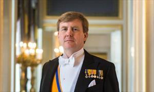 Vua Hà Lan làm phi công máy bay chở khách trong 21 năm