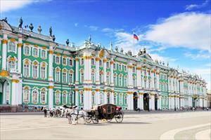 Tin ảnh: St.Petersburg - thành phố đẹp bậc nhất châu Âu