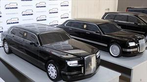Dự án bí mật sản xuất xe cho Tổng thống Putin có gì đặc biệt?