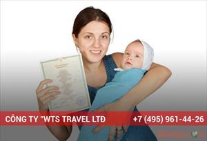 Thông tin cần biết về làm quốc tịch Nga cho trẻ từ năm 2017