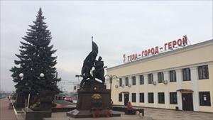 Tỉnh lẻ nước Nga, nơi lưu giữ những kỷ niệm thời Xô Viết