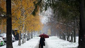 Thời tiết Moskva trong kỳ nghỉ đầu tháng 11