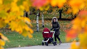Moskva: Nhiệt độ không khí xuống độ âm lần đầu tiên trong mùa thu này