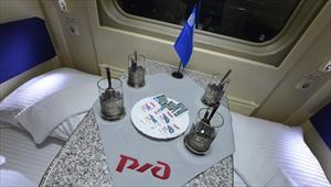 Cổ động viên bóng đá lấy đi nhiều vật dụng tổng trị giá 1 triệu rúp từ các chuyến tàu miễn phí