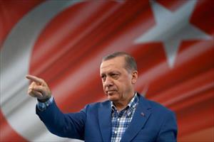 Tổng thống Erdogan chọn Putin,