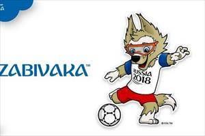 Linh vật World Cup 2018 chính thức ra mắt