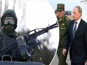 Cho 10.000 quân tập trận, Nga tiếp tục phô diễn sức mạnh quân sự