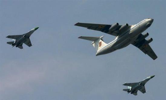 Nga đóng cửa không phận với máy bay Ukraine